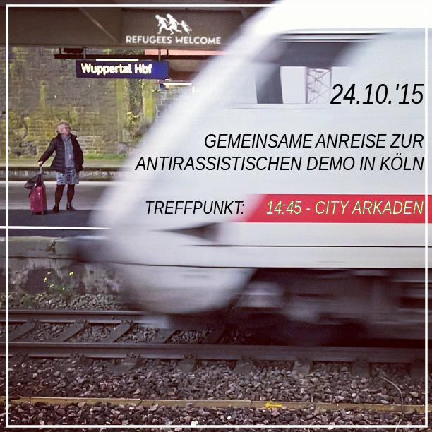 #NOHOGESA / 24. und 25.10.2015 Köln